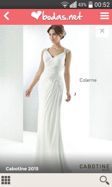novias cabotine - moda nupcial - foro bodas