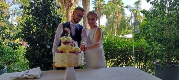 24.07.2021 nuestra boda en Sevilla!! 1