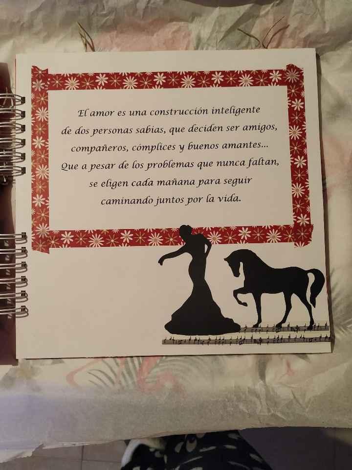 Mi libro de firmas 😍 - 2