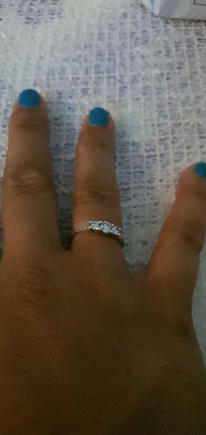 ¿Cómo es tu anillo de compromiso? 💍 15