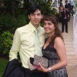 Monica Benitez y Carlos Fraile