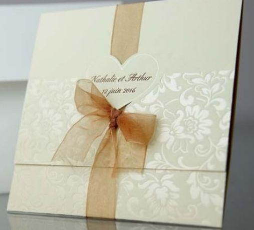 Opinión invitaciones de boda 2