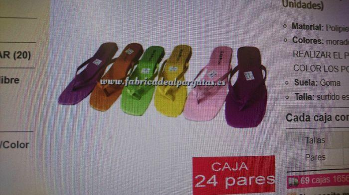 Sandalias a 0.99€ 1