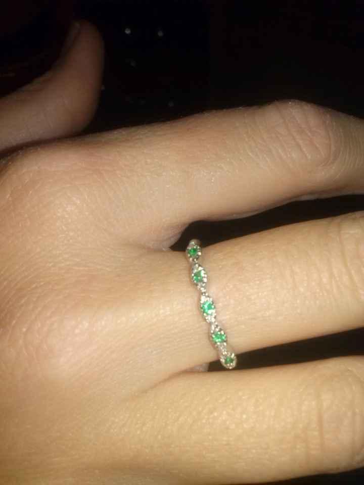 noviembre 2013 mi anillo de pedida