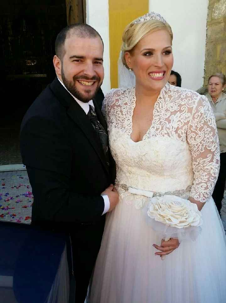La foto preferida de mi boda es... - 1