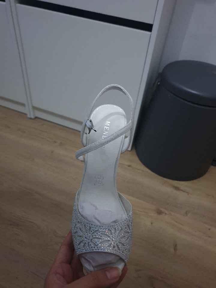 Al fin tengo los zapatos - 2