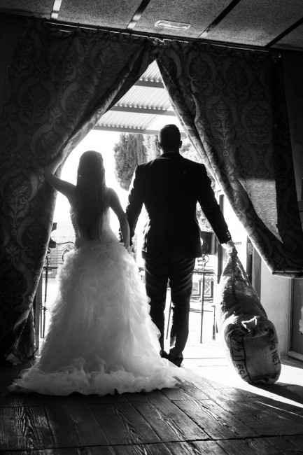 Fotos despues de la boda