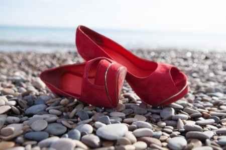 Los zapatos de la novia :)