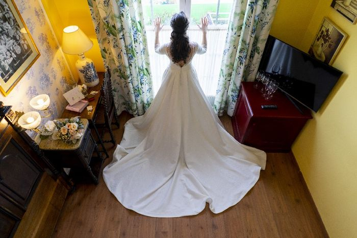 El vestido de mis sueños por menos de 500€ gracias a  victoria imaz - 1