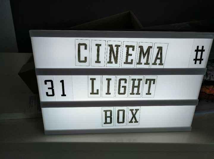 Caja de Luz - 1
