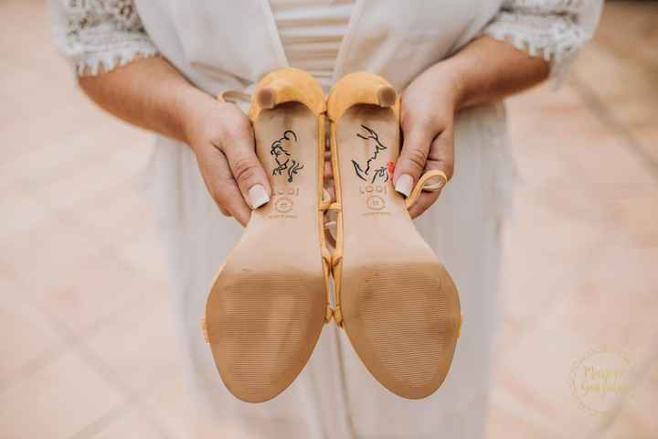 ¿De qué color vais a llevar los zapatos? - 2