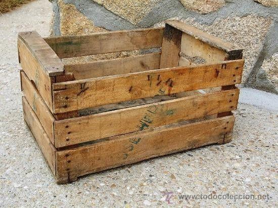 Cajones madera organizar una boda foro - Cajones de fruta de madera ...