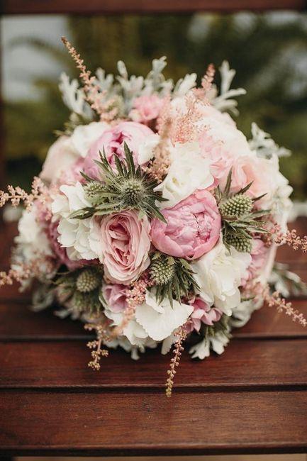 Nuestros ramos de novia ¡¡¡¡¡¡ 1