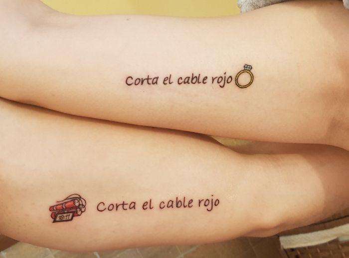 Tatto parejil! - 2