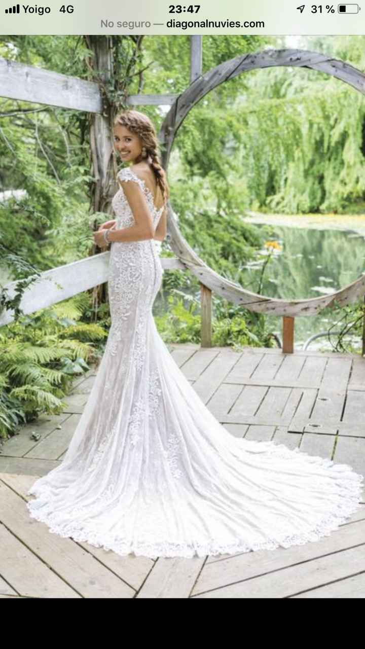 Vestido novia mayo - 1