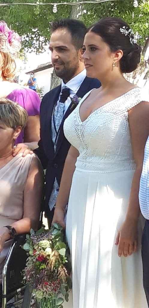 Novios que nos casamos el 5 de Septiembre de 2020 en Zaragoza - 1
