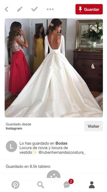 vestido de manga larga en junio - moda nupcial - foro bodas