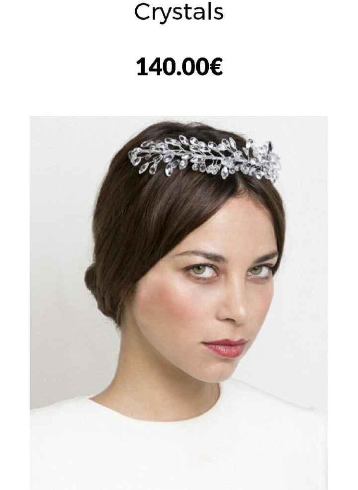 Quiero esta tiaraaa - 1