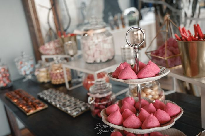 Mesa de dulce - 1
