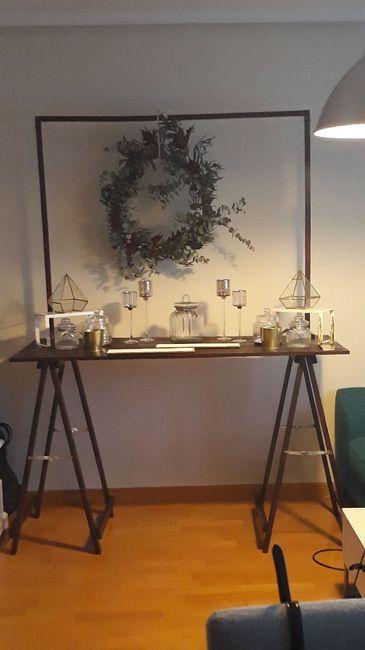 Mesa de dulce - 3