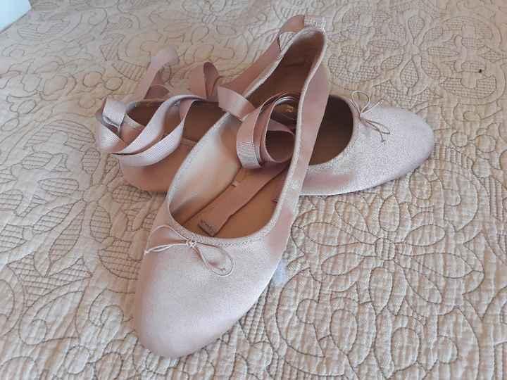Mis zapatos de recambio ;) - 1