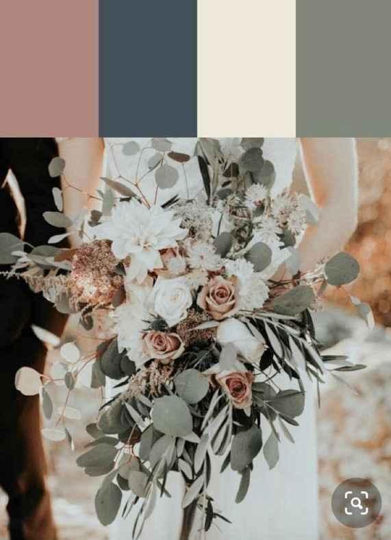 Paleta de colores de mi Boda ¿por temporada o estilo?