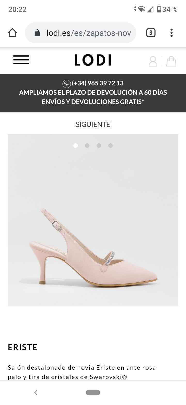 La búsqueda de mis zapatos de novia - 2