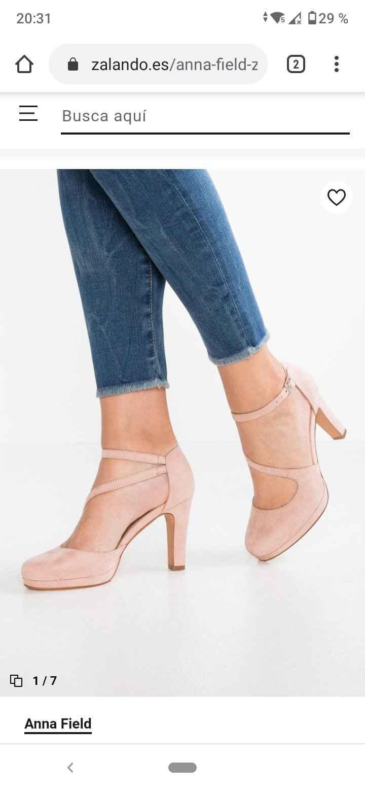 La búsqueda de mis zapatos de novia - 3