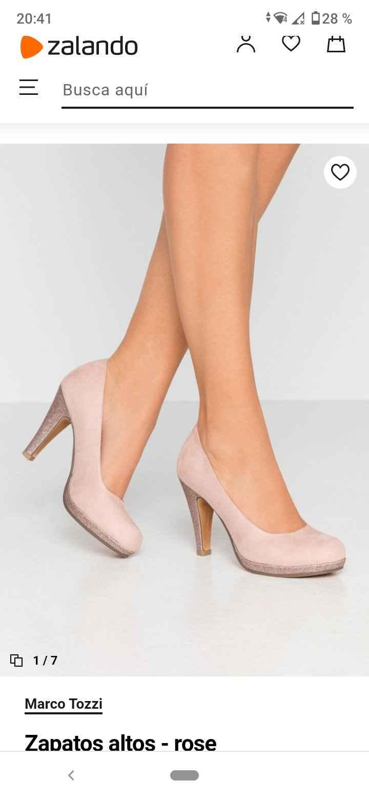 La búsqueda de mis zapatos de novia - 4