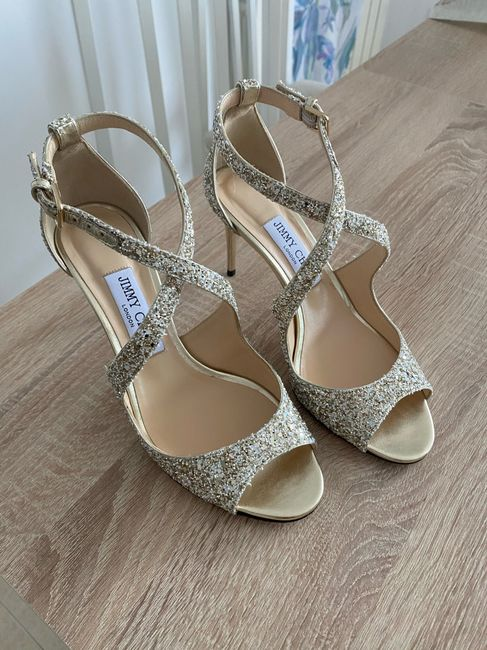 Zapatos con brilli brilli: ¿Molan? ✨ 2