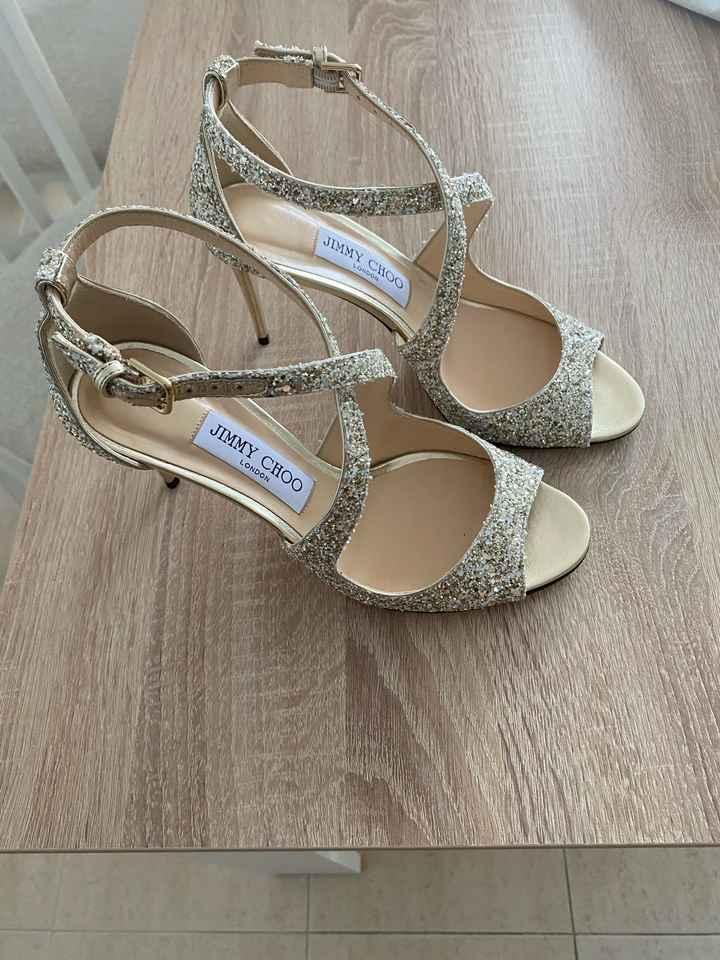 Segundos? Zapatos - 1