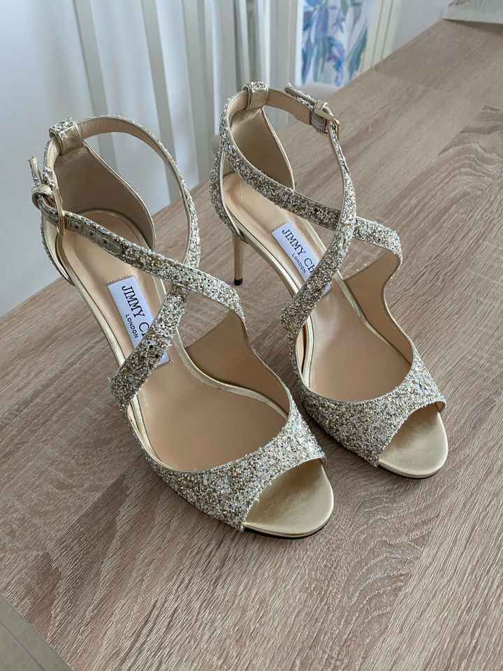 Zapatos con brilli brilli: ¿Molan? ✨ - 1