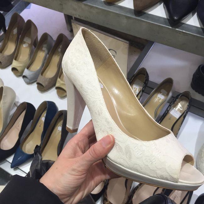 5ca2cf4ba57b7 Zapatos baratos calle goya - Madrid - Foro Bodas.net