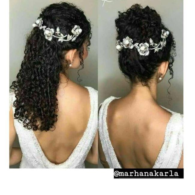 Chicas con este tipo de pelo: ¿que peinado llevarán o llevar o? - 2