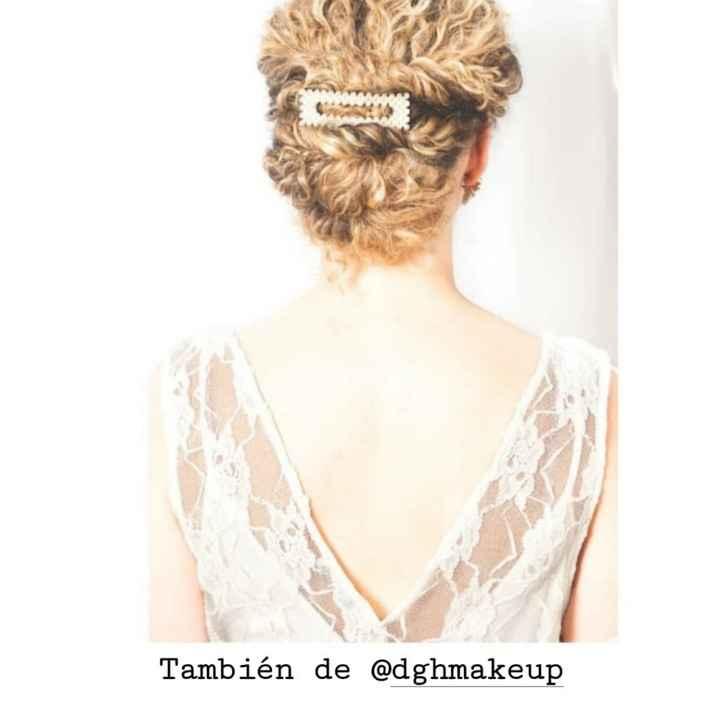 Chicas con este tipo de pelo: ¿que peinado llevarán o llevar o? - 1