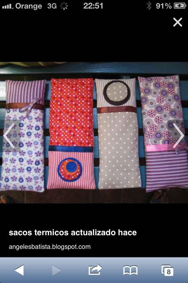 Sacos termicos - 1
