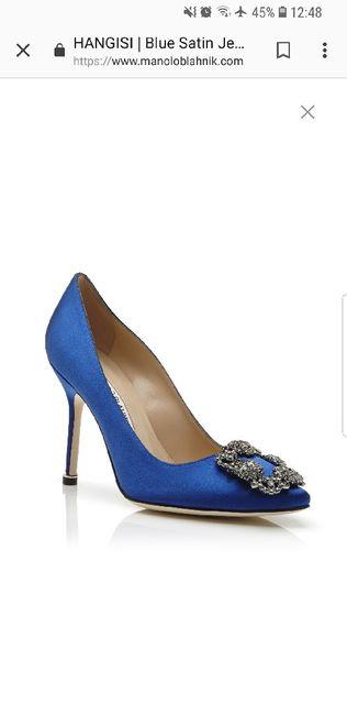 Precio zapatos novia - 1