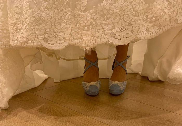 Ya tengo zapatos :) 1