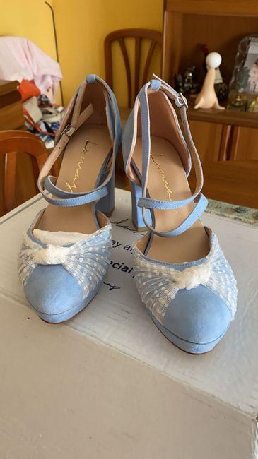 Ya tengo zapatos :) 2