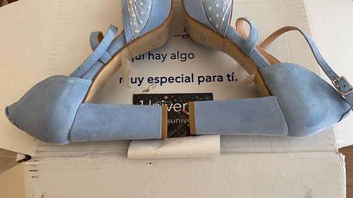 Ya tengo zapatos :) 3