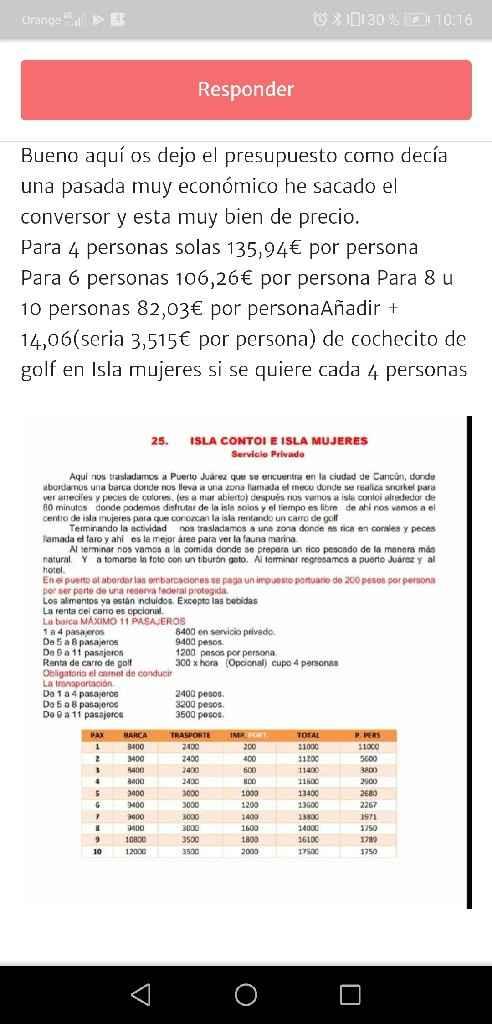 riviera maya octubre 2019 - 1