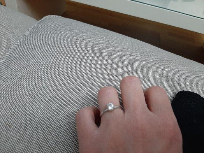 ¡Comparte una foto de tu anillo de pedida! 💍 28