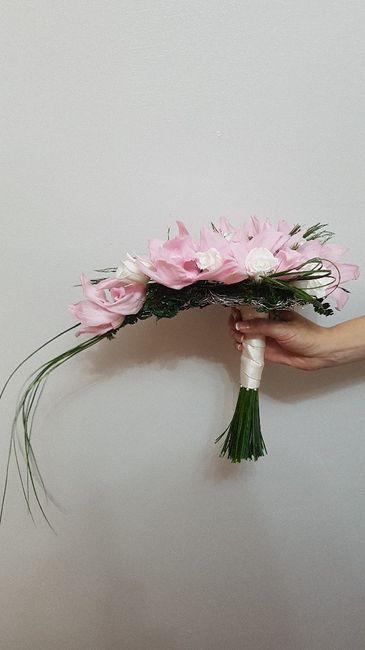 Urna para ramo novia 1