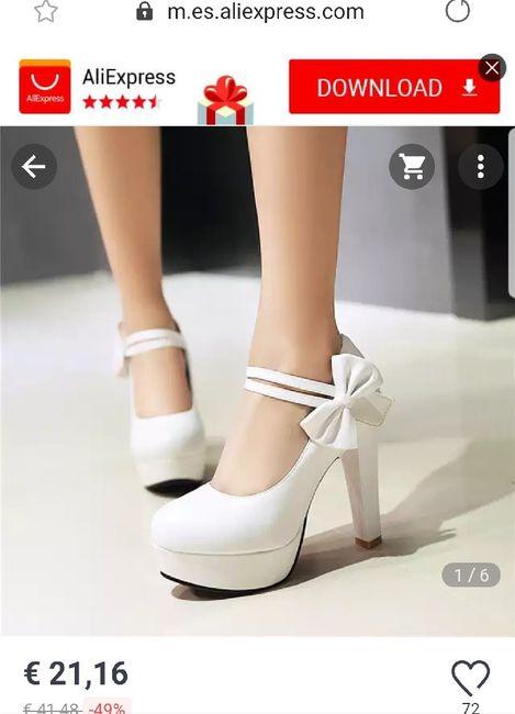Zapatos Cuquis :) 1