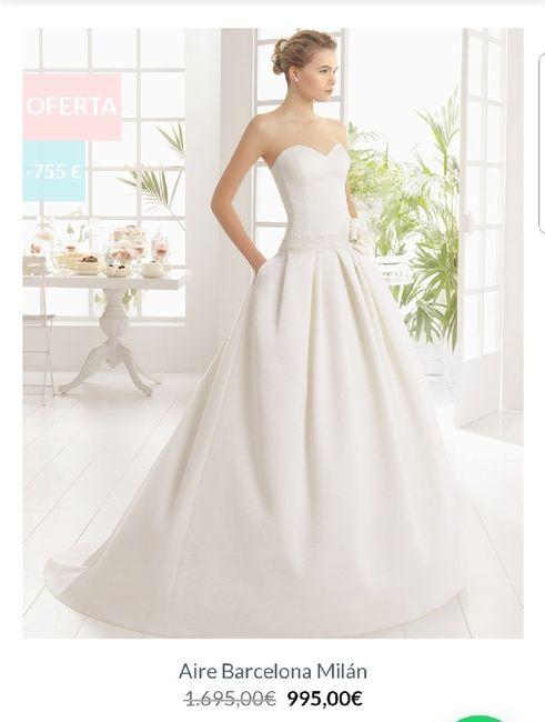 Vestidos novia low cost 1