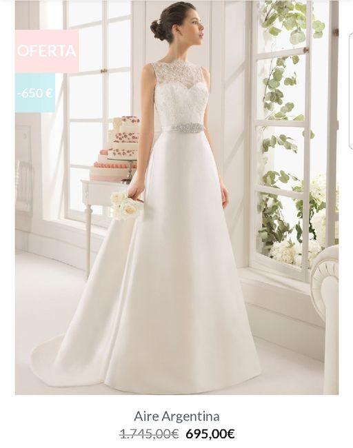 Vestidos novia low cost 2