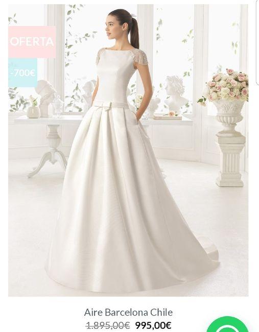 Vestidos novia low cost 4