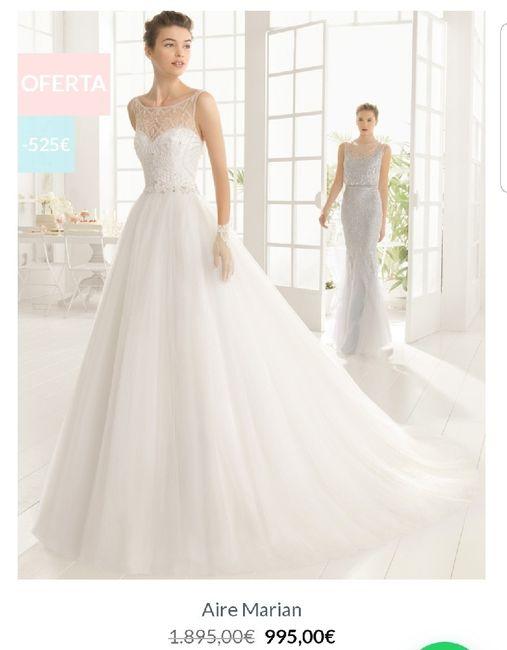 Vestidos novia low cost 5