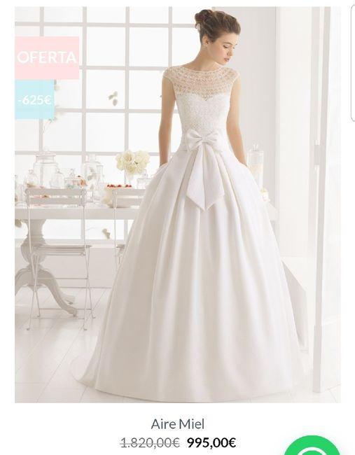 Vestidos novia low cost 6