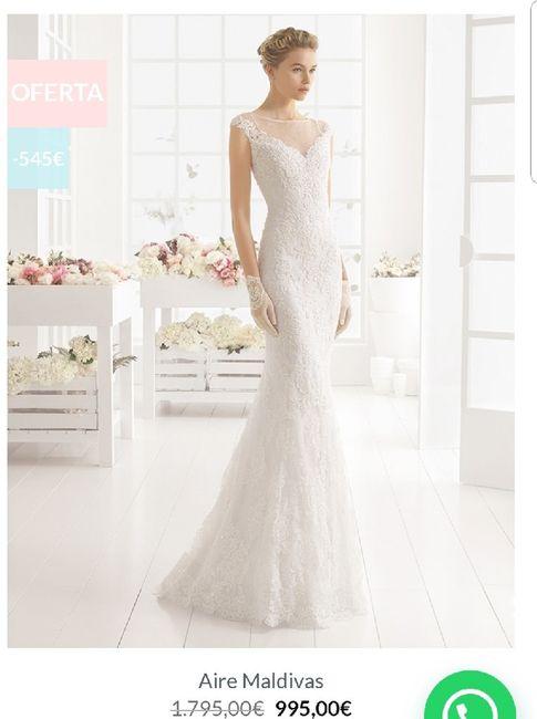 Vestidos novia low cost 7